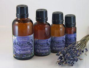 huile essentielle lavande officinale