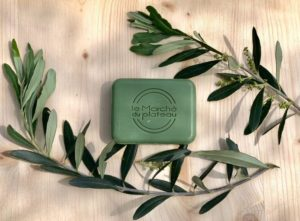 savon à l'huile d'olive